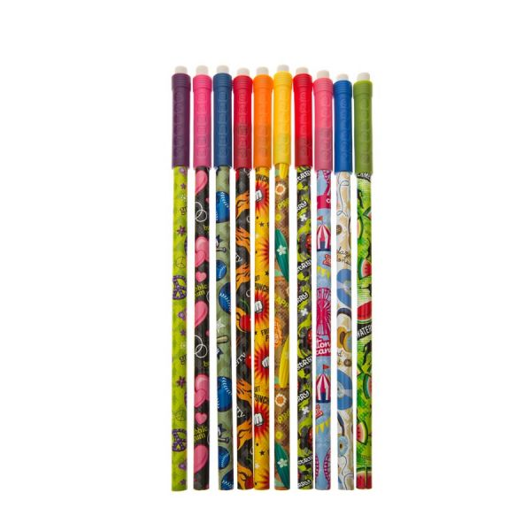 Scented Pencil Topper 10 Pack