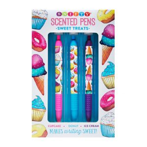 Sweet Treats Scented Pen Set (3 Pack)-0